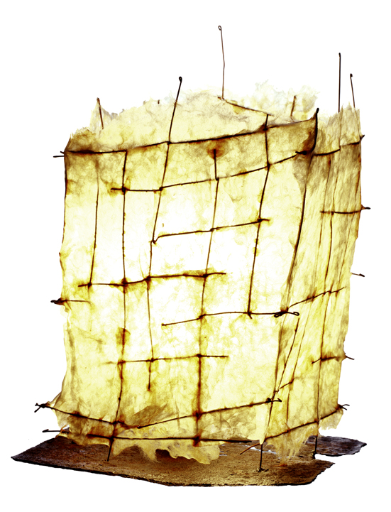 lampe grillage le fils de fer fait main depuis 2003. Black Bedroom Furniture Sets. Home Design Ideas